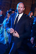 BEIJING, CHINA - FEBRUARY 29: (CHINA OUT) <br /> <br /> nglish actor Jason Statham attends the Award Ceremony of Fashion Galaxy on February 29, 2016 in Beijing, China.<br /> ©Exclusivepix Media