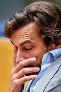 DEN HAAG - VVD- in de Tweede Kamer. vragenuurtje na de vakantie thierry Baudet Forum voor Democratie-leider Thierry Baudet (35) is verliefd én verloofd. Dat heeft de politicus vanavond bekendgemaakt op sociale media.ROBIN UTRECHTROBIN UTRECHT