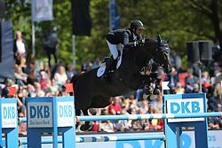 Modolo Zanotelli Marlon, (BRA), Extra van Essene<br /> Mercedes-Benz Championat of Hamburg<br /> Hamburg - Hamburger Derby 2016<br /> © Hippo Foto - Stefan Lafrentz