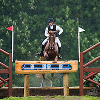 Cross Country - FEI European Eventing Championships 2015 - Blair Castle