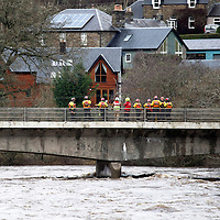 Storm Frank Hits Perthshire....30.12.15<br />