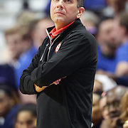 UNCASVILLE, CONNECTICUT- MAY 05:  Curt Miller, Connecticut Sun head coach on the sideline during the San Antonio Stars Vs Connecticut Sun preseason WNBA game at Mohegan Sun Arena on May 05, 2016 in Uncasville, Connecticut. (Photo by Tim Clayton/Corbis via Getty Images)