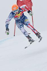 20.01.2011, Hahnenkamm, Kitzbuehel, AUT, FIS World Cup Ski Alpin, Men, Training, im Bild // Ted Ligety (USA) // during the men´s downhill training run at the FIS Alpine skiing World cup in Kitzbuehel, EXPA Pictures © 2011, PhotoCredit: EXPA/ S. Zangrando