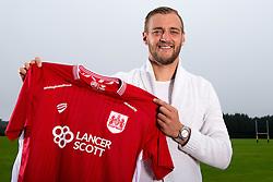 Joel Ekstand signs for Bristol City on a Free Transfer - Mandatory by-line: Robbie Stephenson/JMP - 05/09/2016 - FOOTBALL - Failand Training Ground - Bristol, England - New Signing - Joel Ekstrand