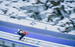 16.02.2020, Kulm, Bad Mitterndorf, AUT, FIS Ski Flug Weltcup, Kulm, Herren, im Bild Constantin Schmid (GER) // Constantin Schmid of Germany during the men's FIS Ski Flying World Cup at the Kulm in Bad Mitterndorf, Austria on 2020/02/16. EXPA Pictures © 2020, PhotoCredit: EXPA/ Dominik Angerer