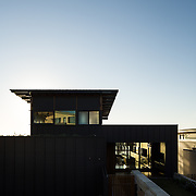 2 Corner house overlooking Warriewood beach, Sydney by architect Matt Elkan<br /> <br /> Builder: Graybuilt; <br /> Engineer: SDA; <br /> Landscape Architecture: Sprout Studio