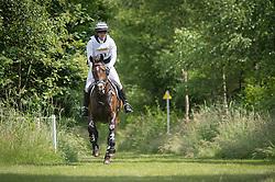 Nolan Alan John, (IRL), Bronze Flight   <br /> Cross country - CCI4* Luhmuhlen 2016<br /> © Hippo Foto - Jon Stroud<br /> 18/06/16