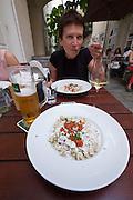 Vienna, Austria. MantiBar.<br /> Manti.