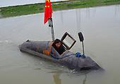 Homemade Submarine