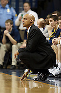 26 January 2010:  Toledo Head Coach Gene Cross during the NCAA basketball game between Kent State and the Toledo Rockets at Savage Arena in Toledo, OH.