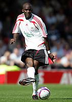 Photo: Paul Thomas.<br />Crewe Alexandra v Liverpool. Pre Season Friendly. 14/07/2007.<br /><br />Momo Sissoko of Liverpool.