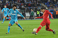 Liverpool lose 2-0 away to Zenit St Petersburg