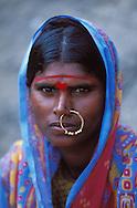 WOMAN  PORTRAIT, RAJASTHAN, INDIA // Portrait de femme, RAJASTHAN, INDE