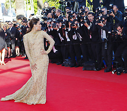 59661041.Actress Eva Longoria attends the premiere of Iranian director Asghar Farhadi s film Le Passe (The Past) during the 66th annual Cannes Film Festival, southern France, May 17, 2013. Photo by: imago / i-Images. UK ONLY