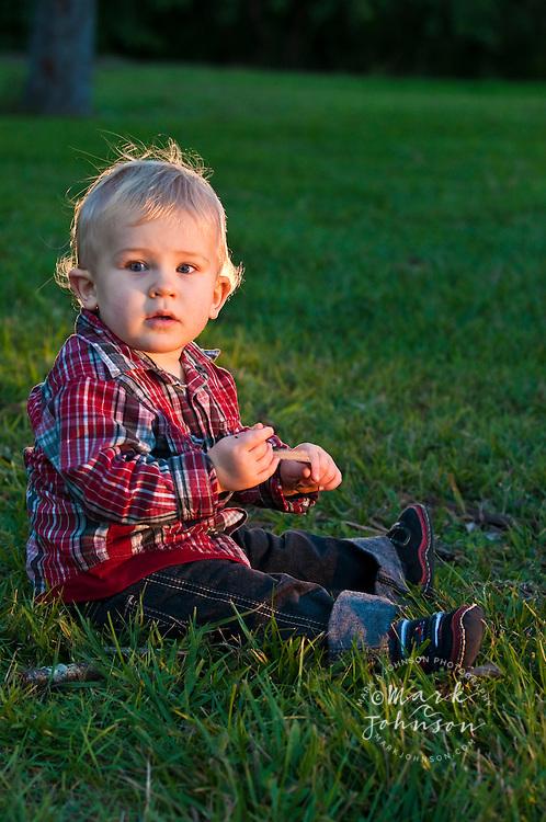 14 month old boy, Brisbane, Queensland, Australia