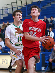 01/16/17 HS BB Bridgeport vs. Bishop Donahue