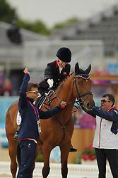 Christiansen, Sophie, Janeiro<br /> London Paralympics 2012<br /> Grade 1a<br /> © www.sportfotos-lafrentz.de/ Stefan Lafrentz