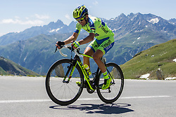 Oliver Zaugg (SUI) of team Thinkoff-Saxo during the 166.8 km long 6th stage from Lienz to Kitzbuheler Horn at 67th Tour of Austria, on July 8, 2015, Austria. Photo by Urban Urbanc / Sportida