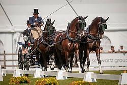 Exell Boyd, AUS, Carlos, Celviro, Checkmate, Daphne<br /> CHIO Aachen 2018<br /> © Hippo Foto - Dirk Caremans<br /> Exell Boyd, AUS, Carlos, Celviro, Checkmate, Daphne