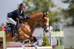 Lepage Josephine, BEL, Jacintha vh Kriekenhof<br /> Belgisch Kampioenschap Jeugd Azelhof - Lier 2020<br /> <br /> © Hippo Foto - Dirk Caremans<br /> 30/07/2020