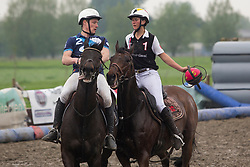 Antheunis Valerie, BEL, Source de Nil<br /> BK Horseball 2018<br /> © Sharon Vandeput<br /> 14:12:38