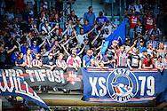 23-08-2015 VOETBAL:AZ-WILLEM II:ALKMAAR <br /> Eredivisie 2015-2016 <br /> <br /> supporters van Willem II en KS79 <br /> <br /> Foto: Geert van Erven