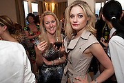 KATE BANKS;  KEELEY WALKER, Terry Ronald - book launch party for his book ' Becoming Nancy' . The Westbury Hotel, Pine Room, Bond Street, London, W1S 2YF<br /> -DO NOT ARCHIVE-© Copyright Photograph by Dafydd Jones. 248 Clapham Rd. London SW9 0PZ. Tel 0207 820 0771. www.dafjones.com.