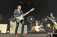 Die Beatsteaks auf Creepmagnet Tour 2014 in der  Swiss Life Hall in Hannover am 03.December 2014. Foto: Rüdiger Knuth