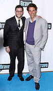 Josh Flagg and Madison Hildebrand attend the 2010 Bravo Media Upfront Party at Skylight Studios in New York City on March 10, 2010.