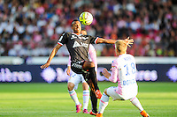 David NGOG - 09.05.2015 -  Evian Thonon / Reims  - 36eme journee de Ligue 1<br />