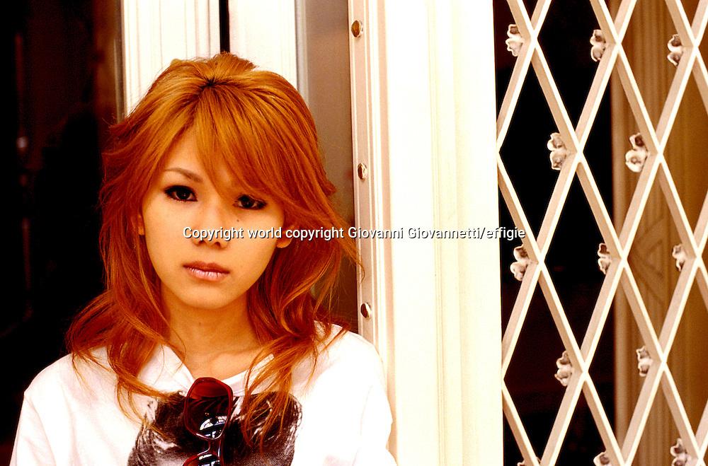 Hitomi Kanehara <br />world copyright Giovanni Giovannetti/effigie