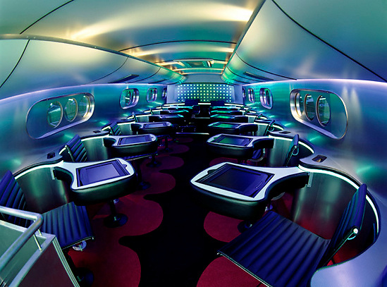 futuristic office. futuristic office i