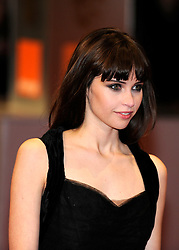 ©London News Pictures. 13/02/2011. Actress Felicity Jones Arriving at BAFTA Awards Ceremony Royal Opera House Covent Garden London on 13/02/2011. Photo credit should read: Peter Webb/London News Pictures