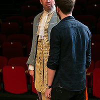 The Rehearsal by Jean Anouilh;<br /> Directed by Jeremy Sams;<br /> Edward Bennett (as Hero);<br /> Assistant Director;<br /> Minerva Theatre, Chichester;<br /> 13 May 2015
