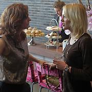 NLD/Ridderkerk/20120222 - Presentatie Helden, Barbara Barend en Marianne Timmer