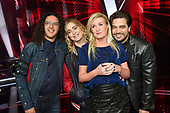 The Voice 2018 - Jury en Talenten