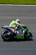 Aleix Espargaro riding the 41 Pramac.