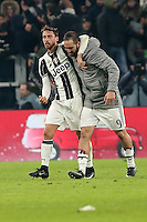 can - 17.12.2016 - Torino - Serie A 2016/17 - 17a giornata  -  Juventus-Roma nella  foto: Claudio Marchisio e Gonzalo  Higuain
