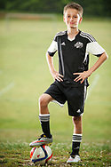 Signal Mountain Soccer Portrait © Dan Henry / BiciPhoto.com