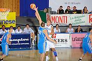 DESCRIZIONE : Bormio Torneo Internazionale Maschile Diego Gianatti Italia Svezia <br /> GIOCATORE : Daniel Hackett<br /> SQUADRA : Italia Italy<br /> EVENTO : Raduno Collegiale Nazionale Maschile <br /> GARA : Italia Svezia Italy Sweden <br /> DATA : 16/07/2009 <br /> CATEGORIA :  tiro penetrazione<br /> SPORT : Pallacanestro <br /> AUTORE : Agenzia Ciamillo-Castoria/G.Ciamillo