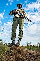 Anti-Poaching Unit Patrol, Phinda Private Game Reserve, KwaZulu Natal, South Africa