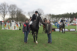 Prorok Alicja - Lucifer<br /> Nationaal kampioenschap eventing LRV <br /> Lummen 2006<br /> Photo &copy; Hippo Foto