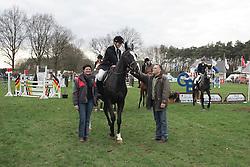 Prorok Alicja - Lucifer<br /> Nationaal kampioenschap eventing LRV <br /> Lummen 2006<br /> Photo &copy; Hippo Foto