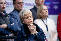 Leatherdale Louise, owner, Dampsey FRH<br /> LONGINES FEI World Cup&trade; Finals Gothenburg 2019<br /> &copy; Hippo Foto - Stefan Lafrentz<br /> 06/04/2019