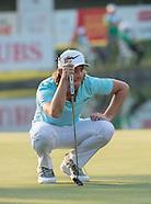 Hong Kong- Day 3 Of The Hong Kong Open Golf - 10 Dec 2016