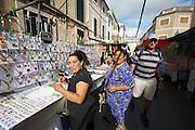 Sunday market at Campos.