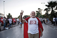 Tunis August 2013. <br />