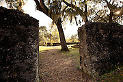Historic Fort Dorchester State Park in Summerville, SC