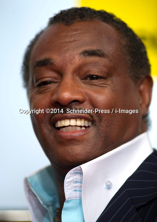 Ronald Bell attends the Goldene Kamera 2014 at Tempelhof Airport Hangar 7, Berlin, Germany, Saturday, 1st February 2014. Picture by  Schneider-Press / i-Images<br /> UK & USA ONLY