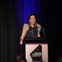 Master Builders Awards Night - 2013